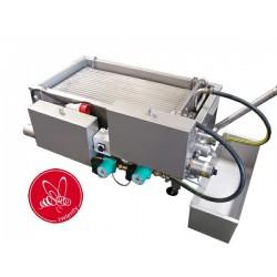 Topiarka elektryczna do odsklepin z funkcją separacji miodu