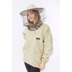 Bluza pszczelarska rozpinana Standard KONIGIN