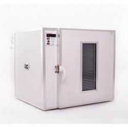 Dekrystalizator - Glasbord: 1 pojemnik 45 kg, 50 słoików, 1 krata na słoiki